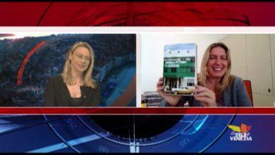 """VIDEO: Emanuele Pettener: """"Floridiana"""". Presentazione di Sara Zanferrari - TeleVenezia"""