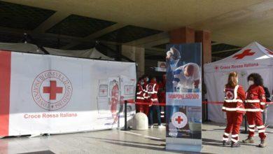 Tamponi rapidi gratuiti in stazione a Venezia grazie alla Croce Rossa