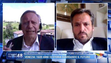 VIDEO: Claudio Vernier: proposte concrete affinché vi sia futuro a Venezia - TeleVenezia