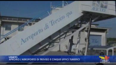 Aeroporto Canova di Treviso riapre dal 1 giugno