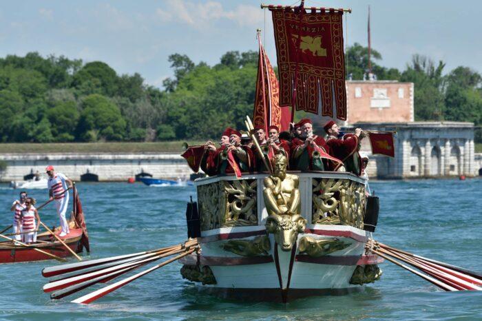 Festa della Sensa: Venezia sposa il suo mare. Storia della Tradizione - TeleVenezia