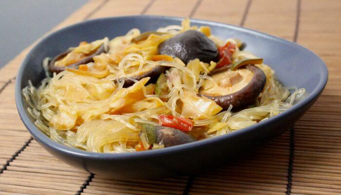 noodles di riso