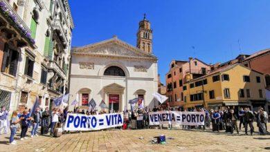 Lavoratori delle crociere: Venezia è in mutande, vuole ripartire! - Televenezia