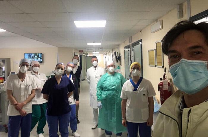 Ospedale di Jesolo, chiuso il covid hospital: dimessi ultimi pazienti - TeleVenezia