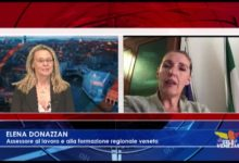 VIDEO: Elena Donazzan: i danni causati dalle chiusure e la ripartenza - TeleVenezia