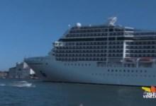 Grandi navi: stop a settembre e si riparte da Marghera