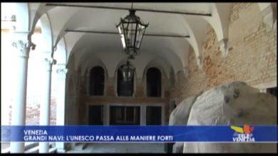 Venezia, grandi navi: l'Unesco passa alle maniere forti