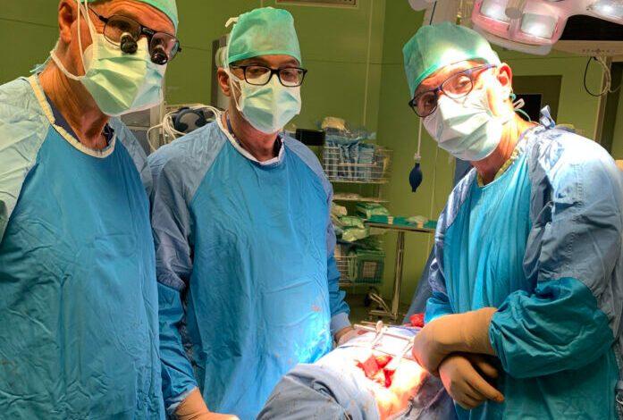 "Ospedale di Mestre: esportato gigantesco ""gozzo tirodeo"""
