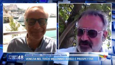 """Marino Masiero: """"il nostro oro sta sulle nostre coste"""""""