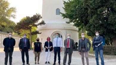 Marghera: conclusi i lavori della Torre dell'acquedotto