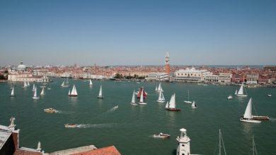 Venezia: il via al Trofeo Principato di Monaco-Vele d'Epoca in Laguna