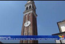 Mirano: crowdfunding per il restauro del campanile