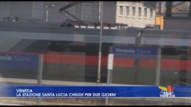 Lockdown alla stazione di Venezia: stop ai treni nel weekend