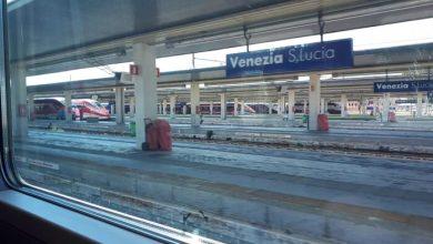 Tratta Venezia Mestre - Venezia S. Lucia: interrotta la circolazione dei treni
