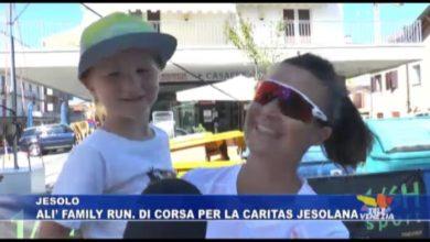 Family Run a Jesolo: l'orgoglio nella corsa per la solidarietà