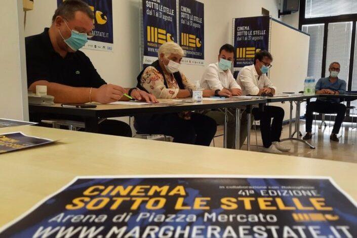 Cinema sotto le stelle 2021 a Marghera dal 1 agosto