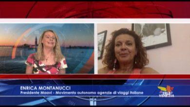 Enrica Montanucci e le agenzie di viaggio durante la ripresa