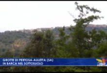 Grotte di Pertosa-Auletta: meta campana gratuita per i veneti