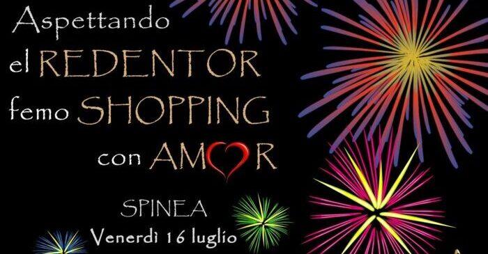 Spinea riparte: evento estivo in piazza venerdì 16 luglio
