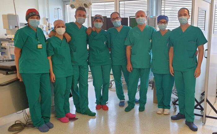 Ospedale di Mirano: elettrostimolazione al cuore con tecniche innovative