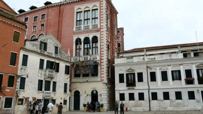 Palazzo Corner Mocenigo di San Polo in Venezia: i percorsi espositivi