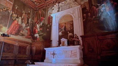 Palma il Giovane: l'artista inedito all'Oratorio dei Crociferi