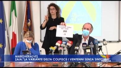 "Variante Delta, Zaia: ""colpisce i ventenni senza sintomi"""