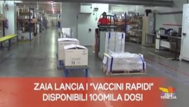 TG Veneto News - Edizione del 4 agosto 2021