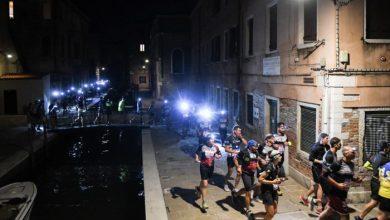 Venice Night Trail 2021: vincono Nicolò Petrin e Sharon Giammetta - Televenezia