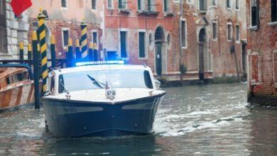 furto barchino venezia