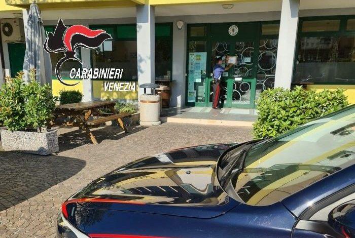 Santa Maria di Sala: bar non rispetta le norme anti Covid, chiuso 5 giorni - TeleVenezia