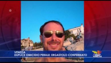 Ergastolo per Perale: uccise coppia di fidanzati a Mestre nel 2017- TeleVenezia
