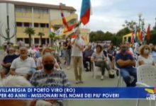 Villaregia di Porto Viro: per 40 anni missionari nel nome dei più poveri