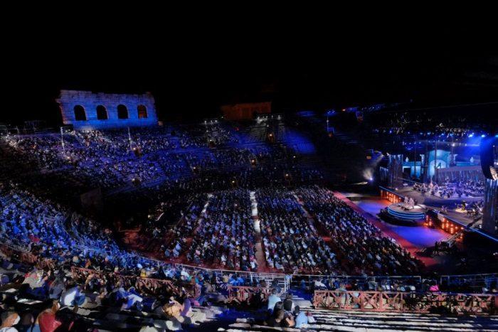 Arena di Verona: Verso la rinascita (al 100%)