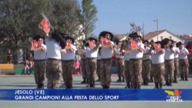 VIDEO: Expo Sport- Jesolo sport Re-start 2021 - TeleVenezia