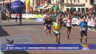 VIDEO: Venicemarathon 2021: le voci dei protagonisti - TeleVenezia