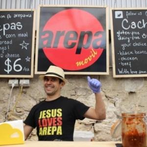 Alfredo Figueroa: Dueño de una exitosa Arepera en Australia