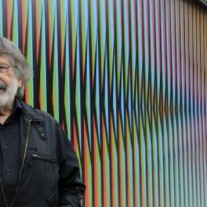 Carlos Cruz Diez: Cinetismo llamativo