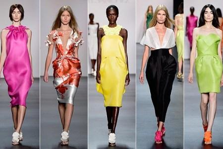 Diseñadores venezolanos triunfan en la semana de la moda de Nueva York