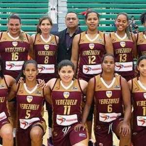 La selección femenina de baloncesto venezolana se clasificó a semifinales