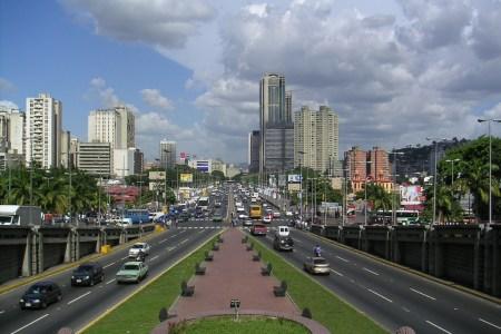 Caracas y su gusto por lo dulce y salado