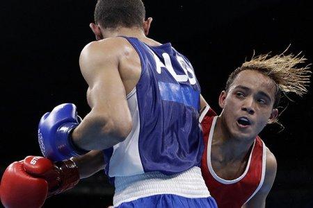Yoel Finol tiene medalla segura en Río 2016