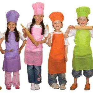 """En Caracas forman """"Mini chefs"""" en vacaciones"""