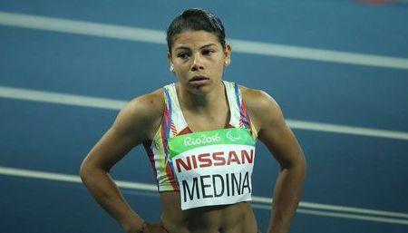 Yescarly Medina gana bronce en Paraolímpicos