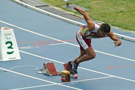 Samuel Colmenares termina 6to en final de 400 metros