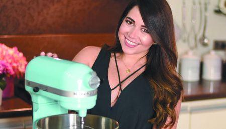 Anaísa López, creadora de Anna's Pastelería