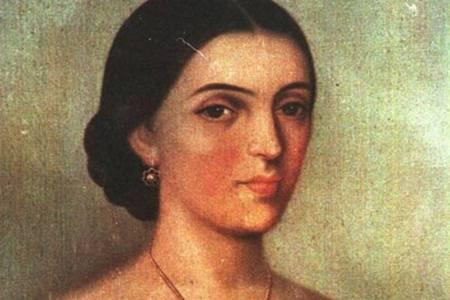 Hace 219 años nació Manuela Sáenz