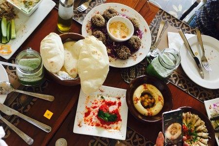 Babel, sabores libaneses con la sazón en su punto