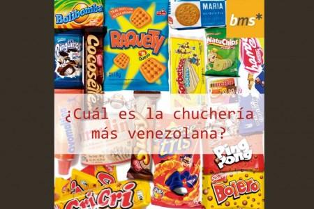 ¿Cuáles son las chucherías más venezolanas?