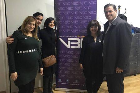 El Venezuelan Business Club Barcelona celebró la primera Limonada del año